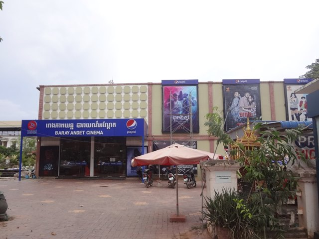 ローカル向き映画館