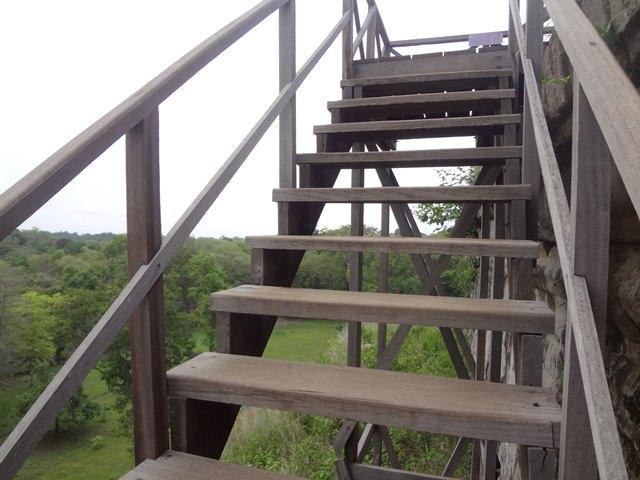 プラサット・トムの階段