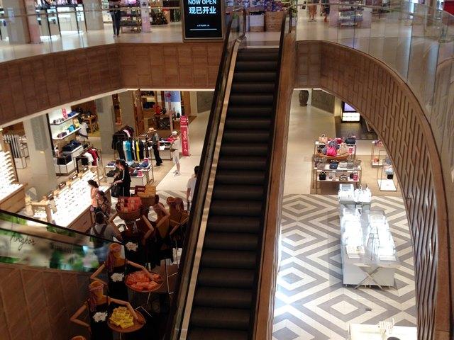 シェムリアップの免税店「T-GALLERIA by DFS」