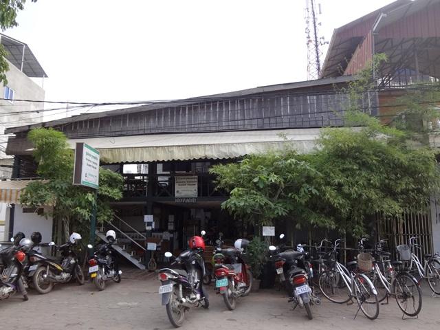 シェムリアップの老舗日本人宿クロマーヤマトゲストハウス
