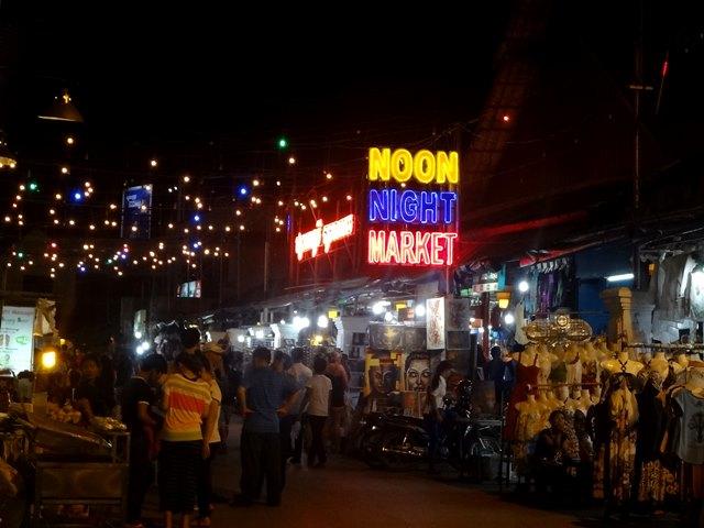 Noon night marketヌーンナイトマーケット