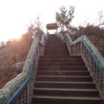 【隠れ夕日スポット】プノンクロムからトンレサップ湖に沈む夕日を見よう!