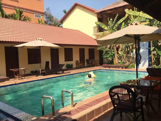 Villa Sweet Central Angkor③