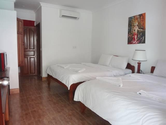 Villa Sweet Central Angkorの部屋