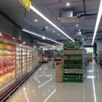 新しい大型のアンコールマーケットはシェムリアップのスーパー最先端!