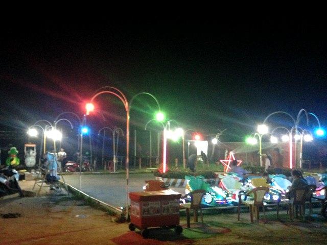 キョンギュウのローカル遊園地