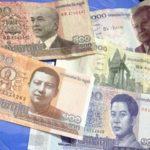 カンボジアのお金・通貨、米ドルとリエルの2種類が流通する国
