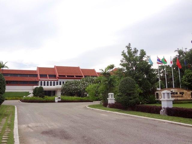 日本人スタッフの多い5つ星ホテル【Le Meridien Angkor】ル・メリディアン・アンコール