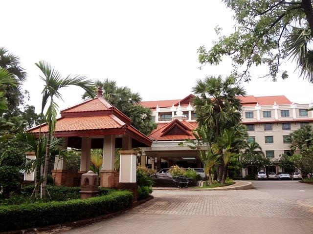 立地も便利なシェムリアップの5つ星ホテル【Sokha Angkor Resort】ソカ・アンコール・リゾート