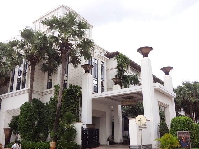 便利な立地の5つ星ホテル【Park Hyatt Siem Reap】パーク・ハイアット・シェムリアップ