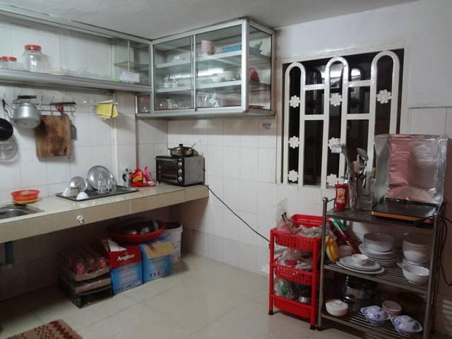 クロマーヤマトゲストハウスのキッチン
