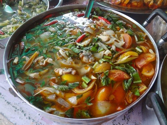 カンボジア料理⑤「トムヤン」