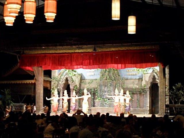 アプサラダンス・ショー【Apsara Dance】
