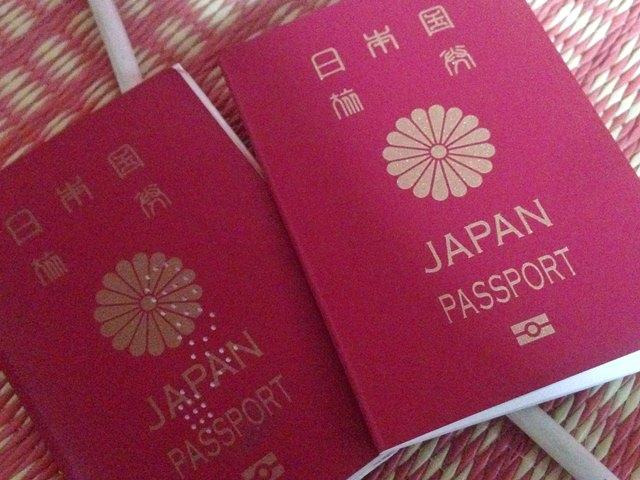 海外でパスポートの更新をする