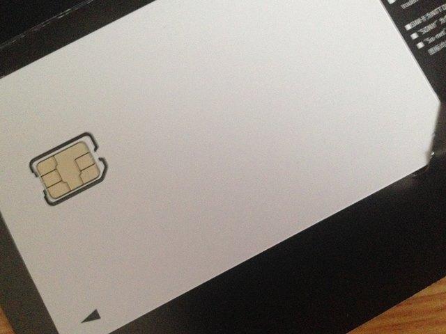 日本一時帰国用のプリペイドSIMカード