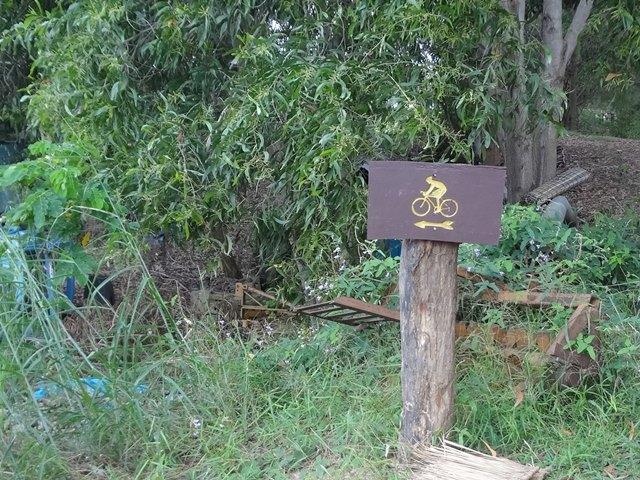 エコリゾートのサイクリング・コース