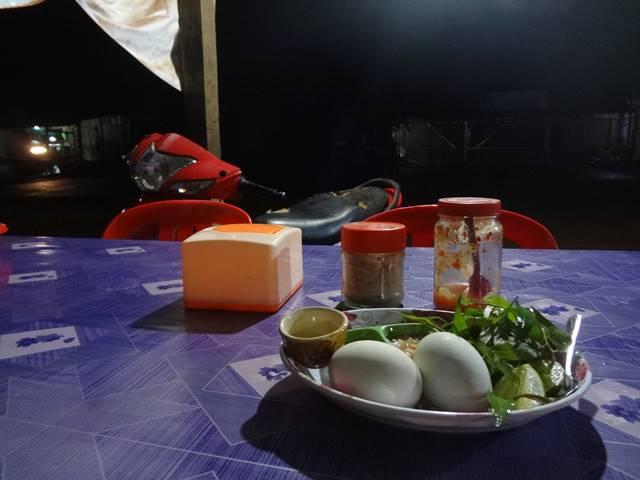 夜中に食べるポーンティアコーンは大人気