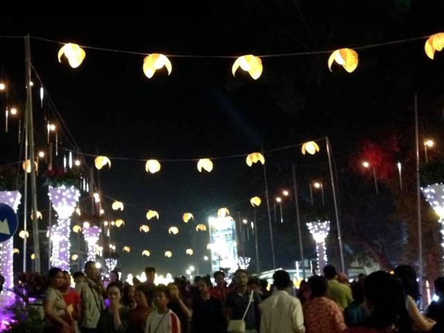 カンボジアの水祭り⑤