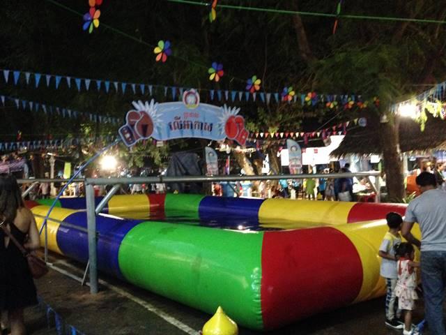 カンボジアの水祭り⑬