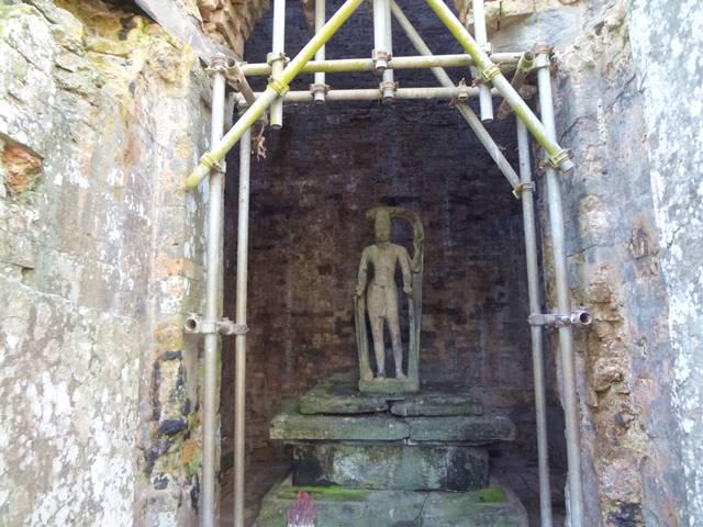 ハリハラ神の像