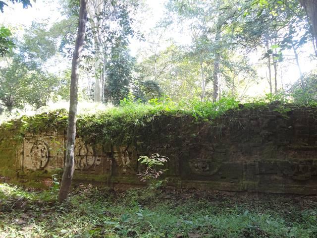 プラサット・イェイ・ポアンの壁画