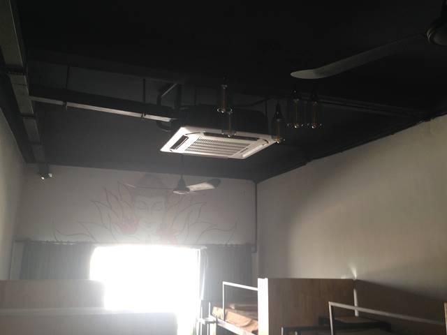 クール・ロング・バックパッカーズ・ホステルの空調
