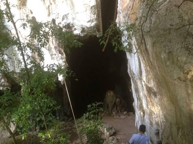 プノン・チュヌークの洞窟
