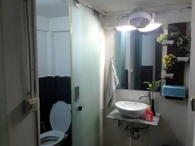 ワンストップ・ホステル・プノンペンのバスルーム