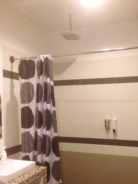 ビラボン・ホステルのバスルーム