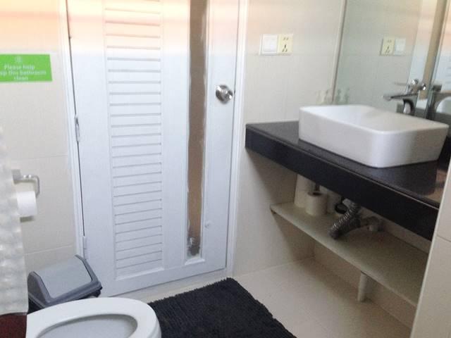 スラ・ブティック・ホステルのバスルーム