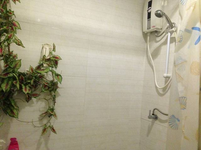 カウンティング・スター・ホステルのバスルーム