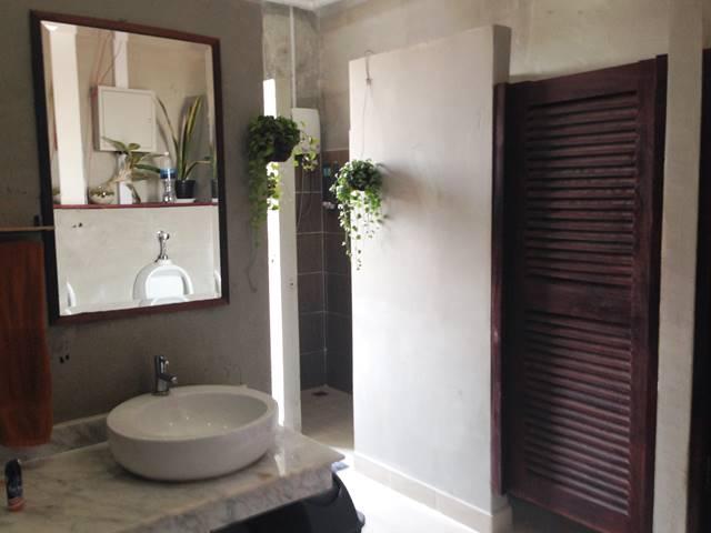 ワンダーズ・ホステルのバスルーム
