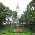 ワットプノンはプノンペンの名前の起源になった寺院