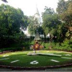 ワット・プノンはプノンペンの名前の起源でもある寺院