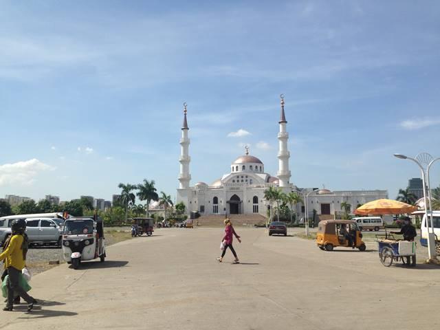 プノンペンにあるモスク