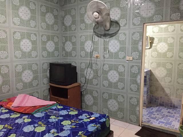 ポイペトのゲストハウスの部屋②