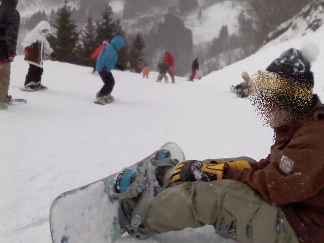 スキー場でリゾートバイト!