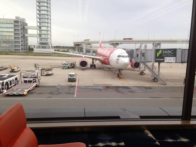 日本からカンボジアへの飛行時間