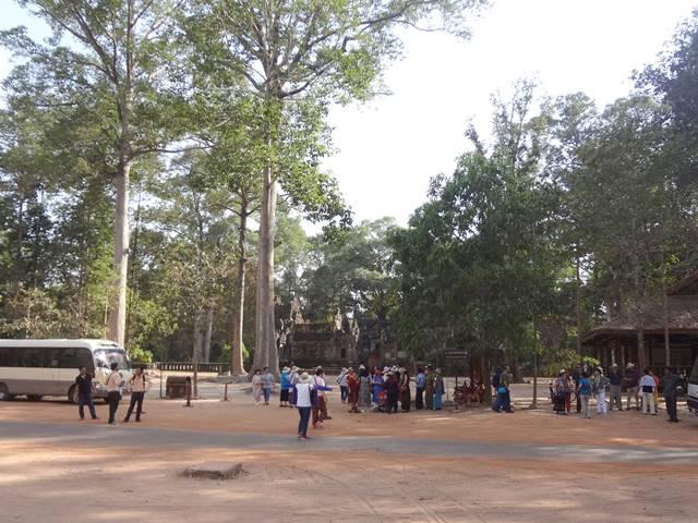 カンボジアのツアーの決め方