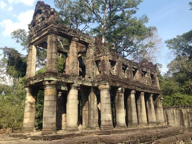 カンボジア遺跡ツアー