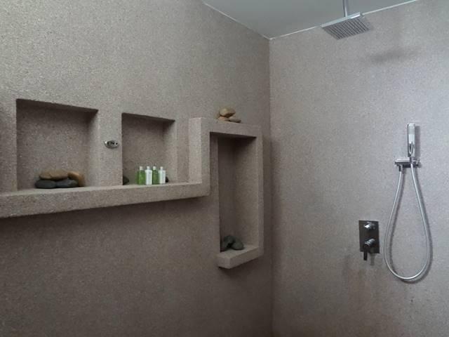ゴールデン・テンプル・ブティックのバスルーム