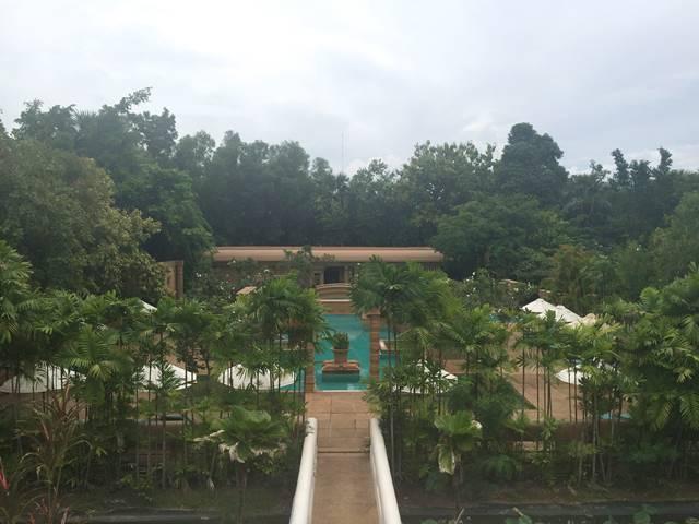 ル・メリディアン・アンコール・ホテルのプール