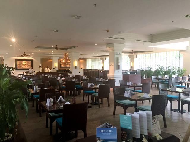 ル・メリディアン・アンコール・ホテルのレストラン