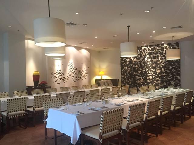 ル・メリディアン・アンコール・ホテルのイタリアン・レストラン「L'Angelo」