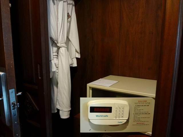 プリンス・ダンコール・ホテルのセーフティボックス