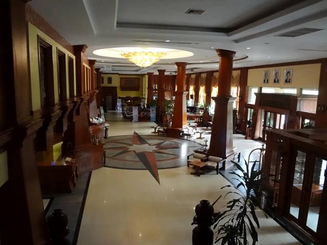 プリンス・ダンコール・ホテルのロビー