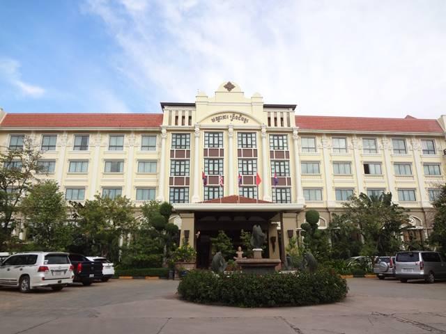 「プリンス・ダンコール・ホテル&スパ」レビュー!立地とコスパでおすすめのホテル!