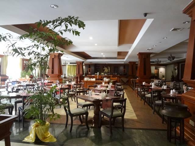 プリンス・ダンコール・ホテルのレストラン