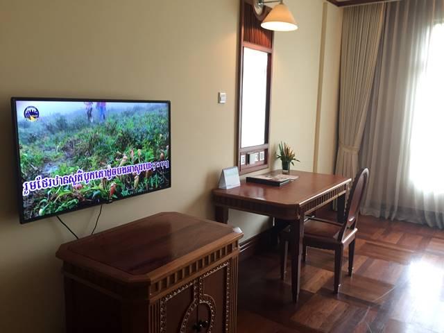 ソカ・アンコール・リゾート・ホテルの部屋