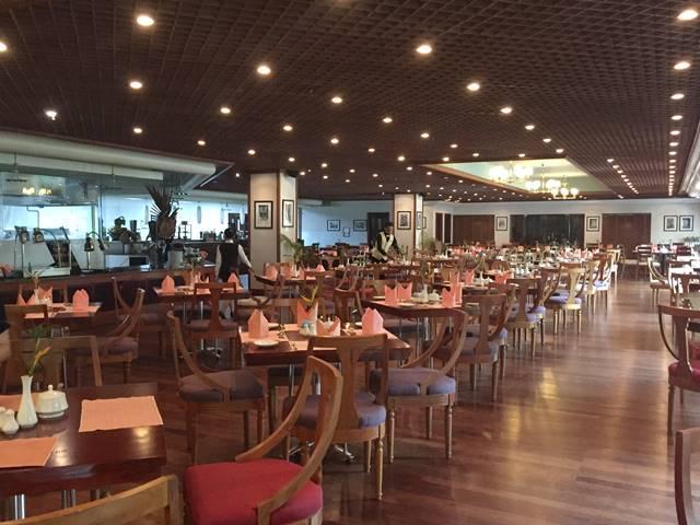 ソカ・アンコール・リゾート・ホテルのレストラン
